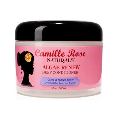 Camille Rose Naturals Algae Renew Deep Conditioner 8oz