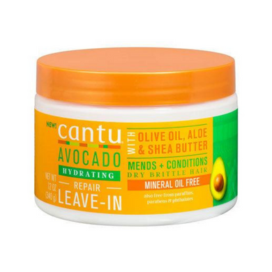 Cantu Avocado Hydrating Repair Leave-In 12oz
