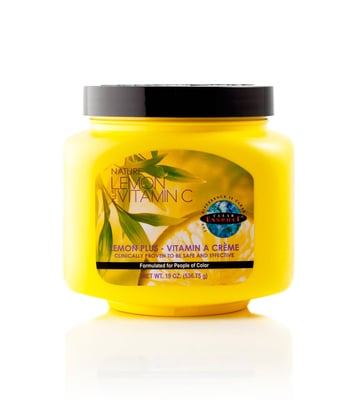 Clear Essence Lemon Plus Vitamin C Vitamin A Creme 19oz