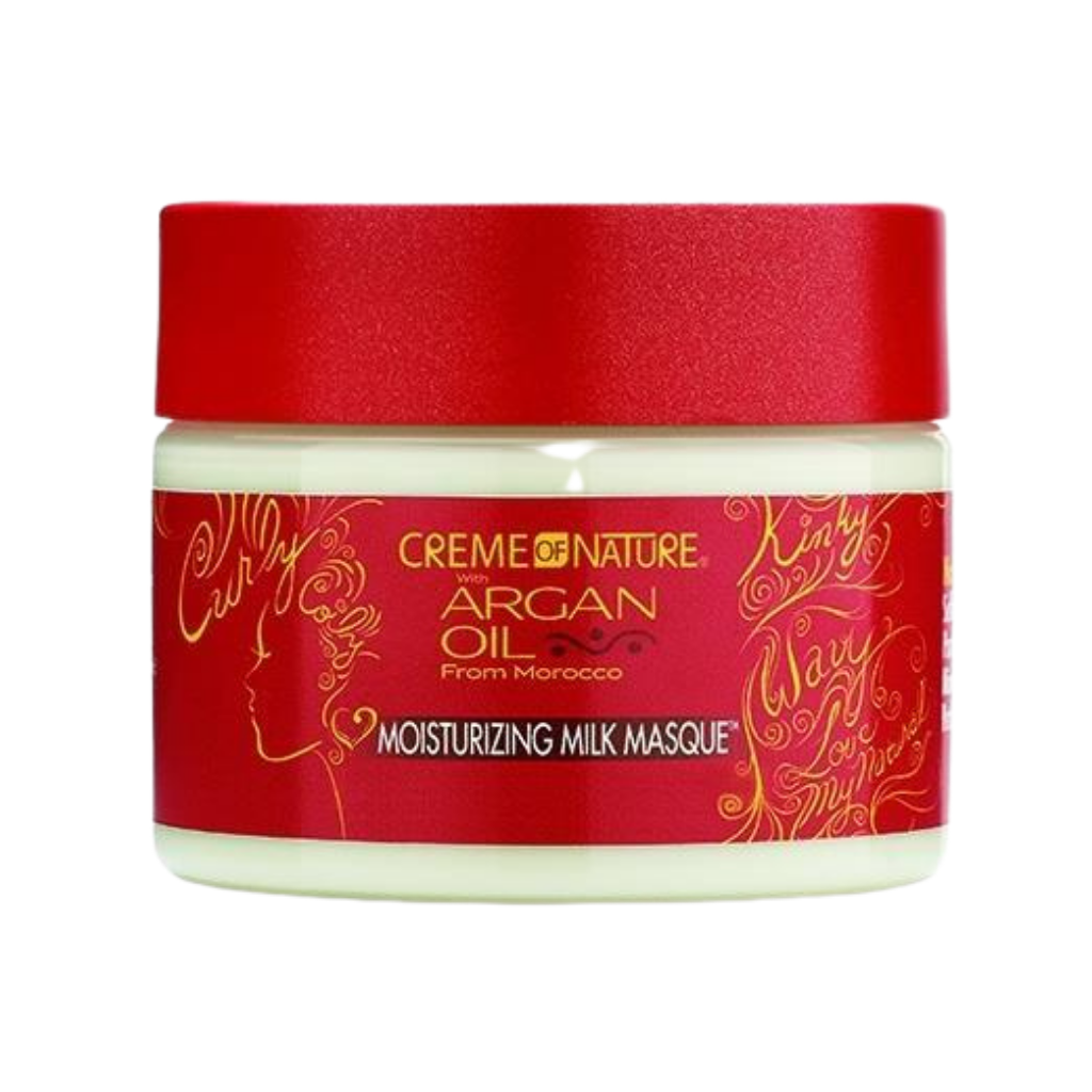 Creme Of Nature Argan Oil Curl Milk Masque 11.5oz