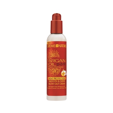 Creme Of Nature Argan Oil Heat Protector Blow Out 7.6oz