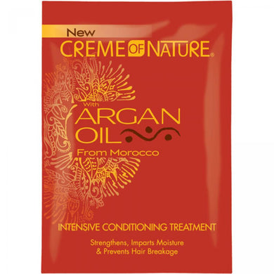 Creme Of Nature Argan Oil Intensive Conditioning Treatment Sachet