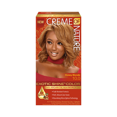 Creme Of Nature Exotic Shine Colour Honey Blonde 10.0