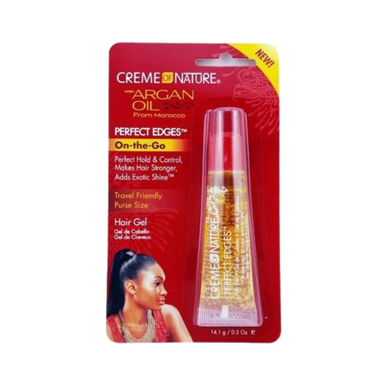 Creme of Nature Argan Oil Perfect Edges On-The-Go