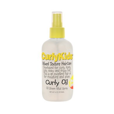 Curly Kids Curly Oil Sheen Mist Spray 4.6oz