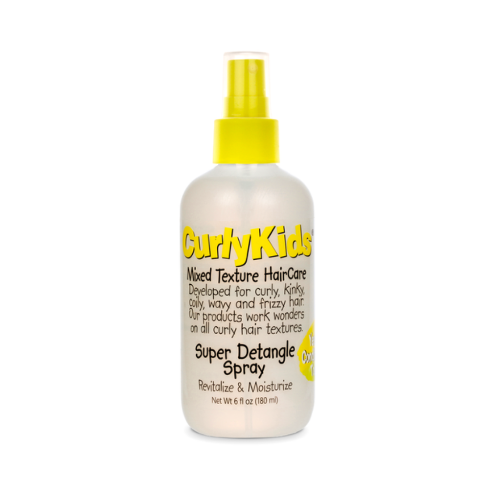 CurlyKids Super Detangling Spray 6oz
