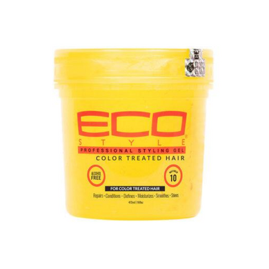 Eco Style Colored Hair Gel 16oz