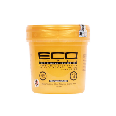Eco Styler Gold Styling Gel Olive Oil & Shea Butter With Black Castor Oil & Flaxseed