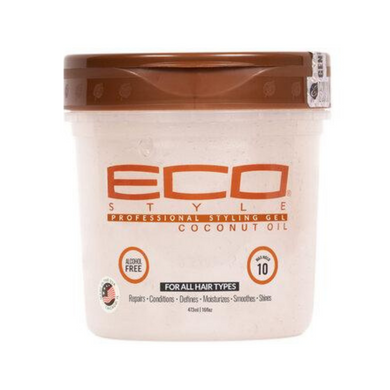 Eco Styler Professional Styling Gel Coconut Oil 8oz
