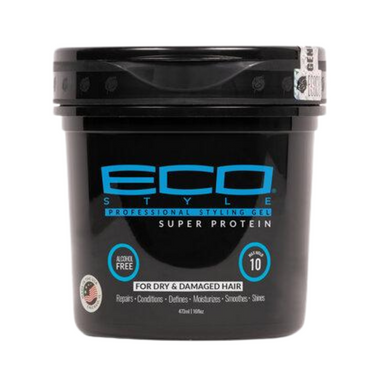 Eco Styler Super Protein Professional Styling Gel 8oz