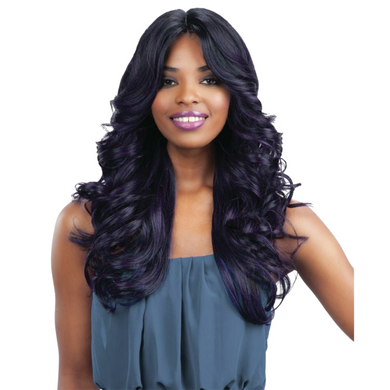 FreeTress Equal Deep Invisible Part Synthetic Lace Front Wig Mackenzie