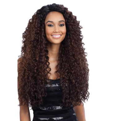 FreeTress Equal Hair Lace Front Lace Deep Invisible L Part Wig - Kitron