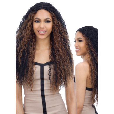 FreeTress Equal Lace Front Wig Deep Invisible Part - Kate