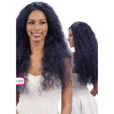 FreeTress Equal Synthetic Hair Lace Front Wig Silk Base - Tabia