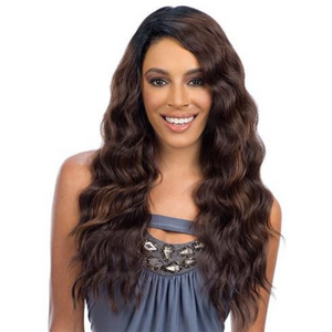 Freetress Equal Brazilian Flirty Deep Natural Lace Deep Diagonal Part Lace Front Wig