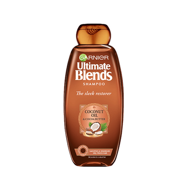 Garnier Ultimate Blends Coconut Oil Shampoo for Frizzy Hair 360ml