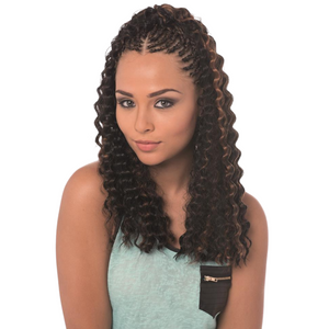 Impression Synthetic Deep Twist Bulk 22""