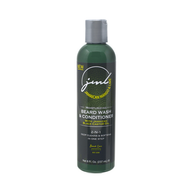 Jamaican Mango and Lime Moisturizing Beard Wash & Conditioner