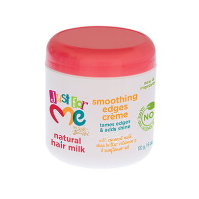 Just For Me Natural Hair Milk Smooth Edges Crème 6oz