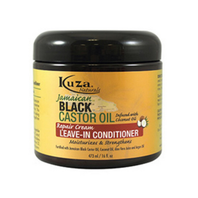Kuza Jamaican Black Castor Oil Leave-in Conditioner 16oz