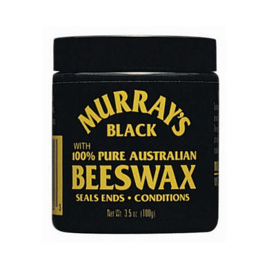 Murray's 100% Pure Australian Black Beeswax 4oz