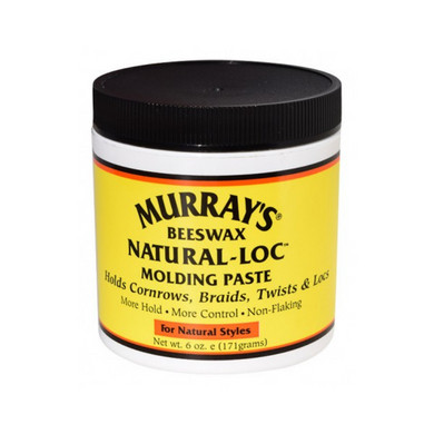 Murray's Beeswax Natural Loc Molding Paste 6oz