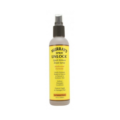 Murray's Unlock Spray Quick Release Braid Spray 8oz