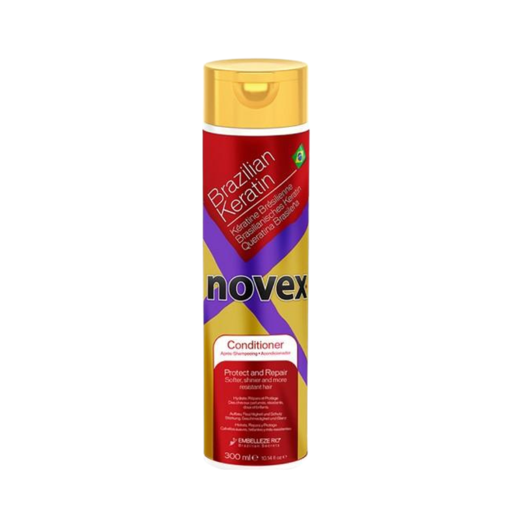 Novex Brazilian Keratin Conditioner 10.14oz