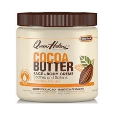 Queen Helene Cocoa Butter Face And Body Creme 15oz