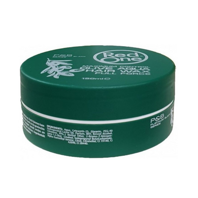 Red One Olive Aqua Hair Wax Full Force 150ml