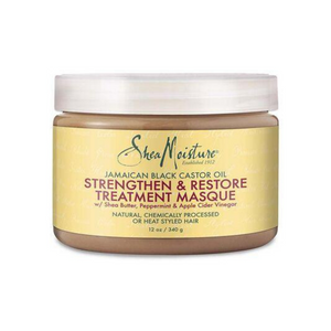 SheaMoisture Jamaican Black Castor Oil Treatment Masque 12oz