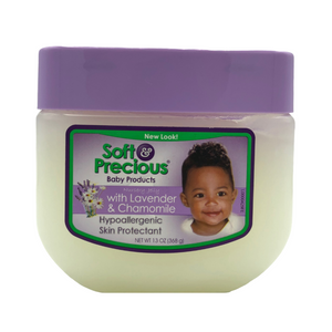 Soft & Precious Nursery Jelly With Lavender & Chamomile Hypoallergenic Skin Protectant 13oz