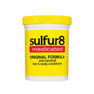 Sulfur8 Medicated Original Hair and Scalp Conditioner 4oz