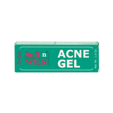 Swiss Soft'n White Acne Gel 1oz