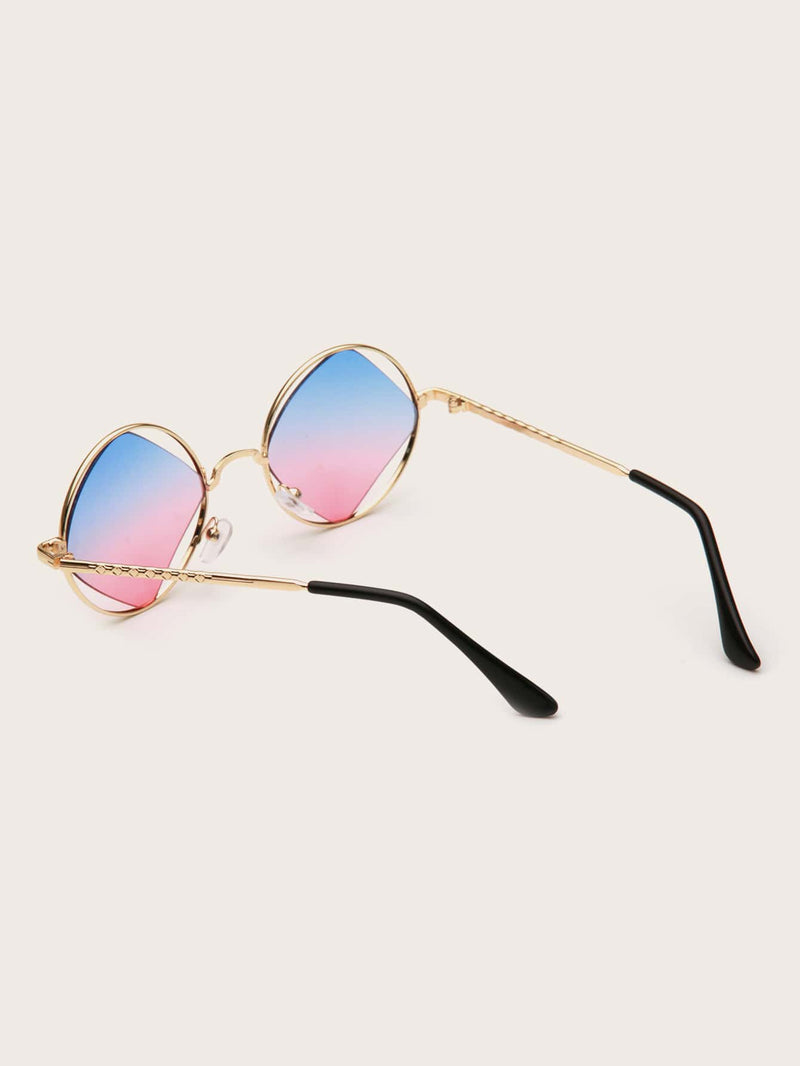 Toddler Kids Gradient Lens Sunglasses - FD