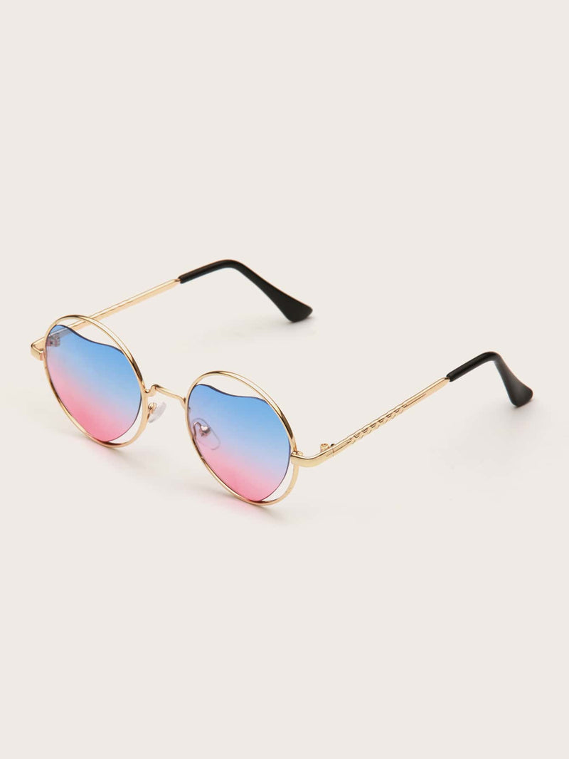 Toddler Kids Gradient Lens Sunglasses FD