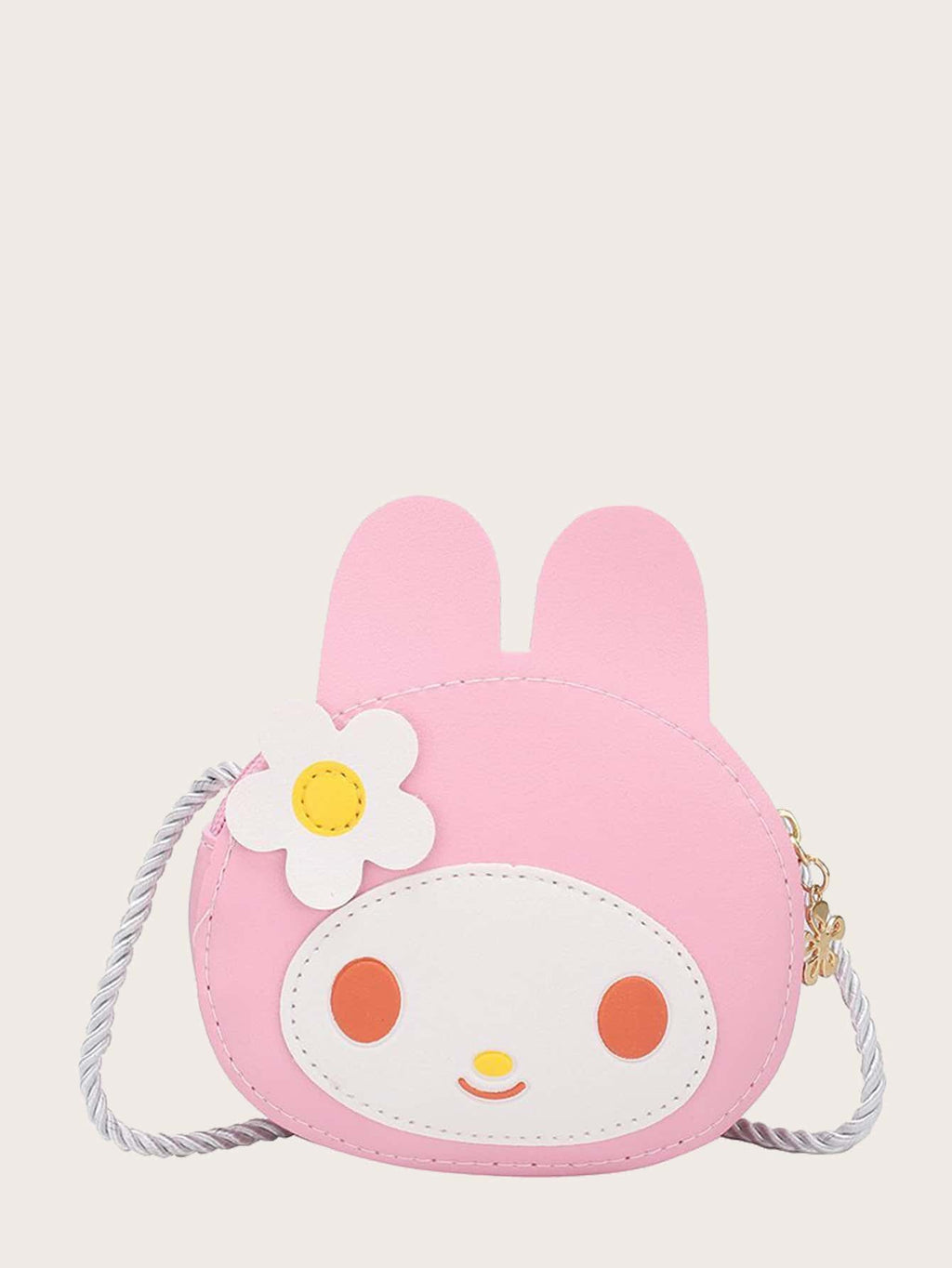 Girls Cartoon Design Crossbody Bag