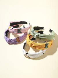 5pcs Girls Butterfly Pattern Hair Hoop