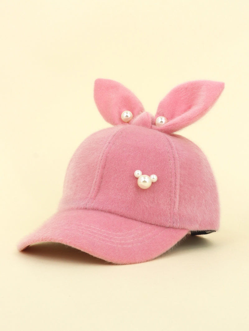 Toddler Kids Ear Design Baseball Cap