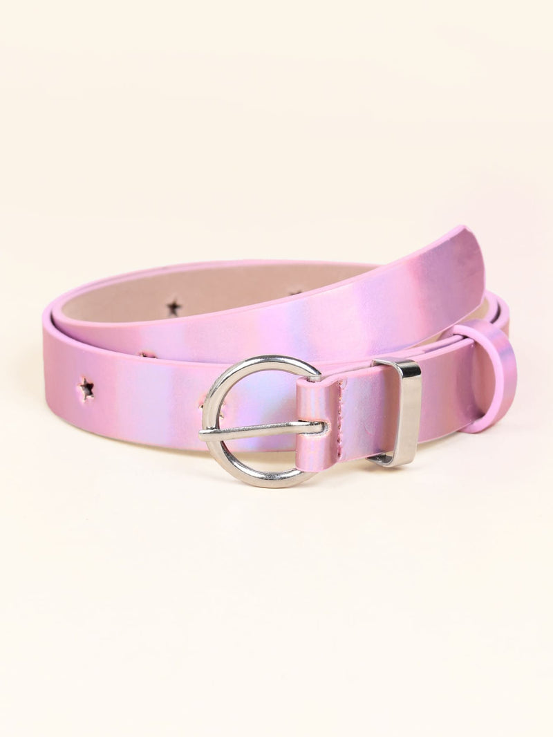 Kids Metal Buckle Belt