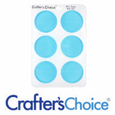 Crafter's Choice Round Basic Silicone Mold