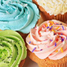 Cupcake Frosting Sweetened Flavour Oil