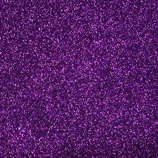 Holographic Glitter - Purple With A Purpose