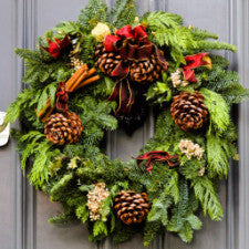 Christmas Wreath Fragrance Oil