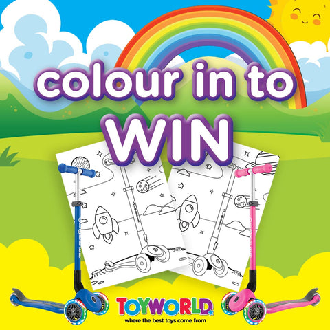 Colour in to WIN