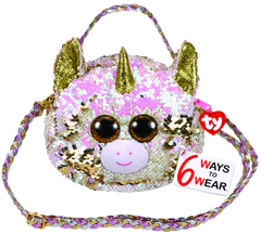 Ty Gear Sequins Fantasia Purse - Toyworld