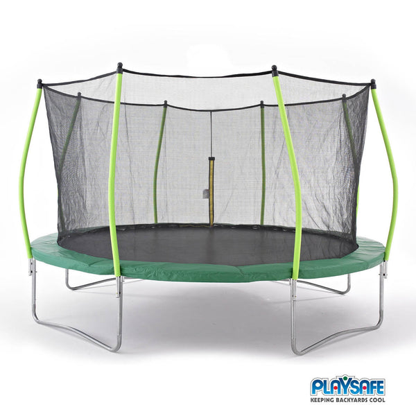 PLAYSAFE COMBO 12FT TRAMPOLINE