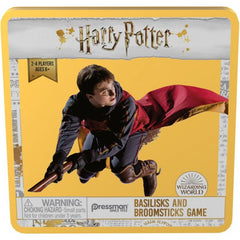 Harry Potter Basilisks & Broomsticks Img 1 - Toyworld