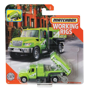 Matchbox Real Working Rigs Assorted Styles - Toyworld