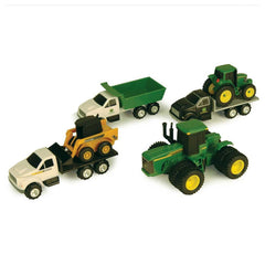 John Deer Mini Ag Large Equipment - Toyworld